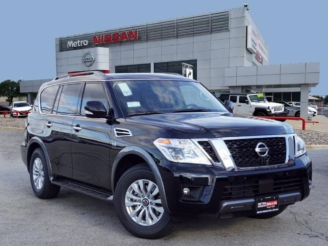 2020 Nissan Armada SV 4x2 SV Regular Unleaded V-8 5.6 L/339 [0]