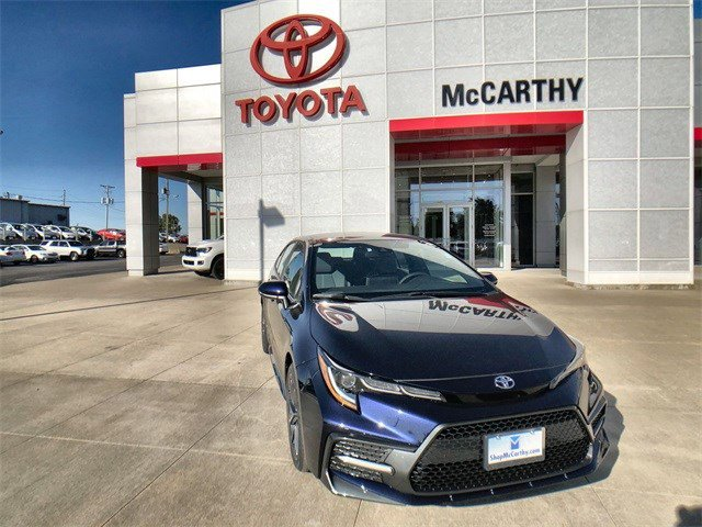New 2020 Toyota Corolla in Sedalia, MO
