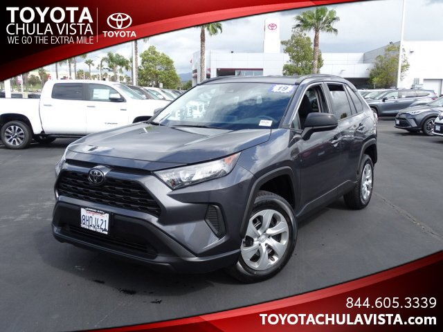 Used 2019 Toyota RAV4 in Chula Vista, CA