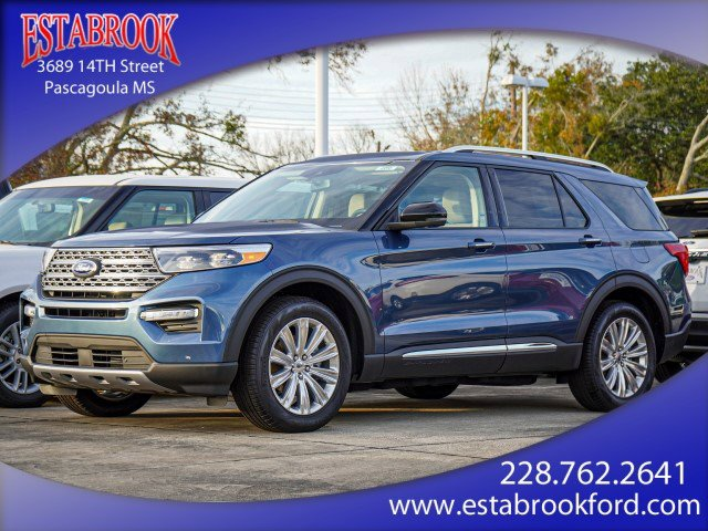 New 2020 Ford Explorer in , MS