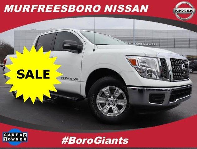 Used 2018 Nissan Titan in Murfreesboro, TN
