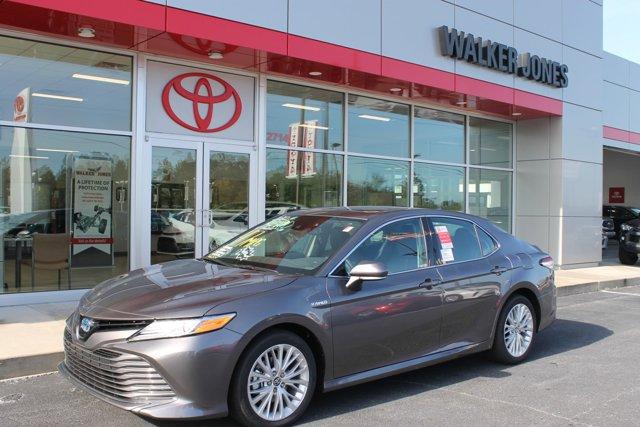 New 2020 Toyota Camry Hybrid in Waycross, GA