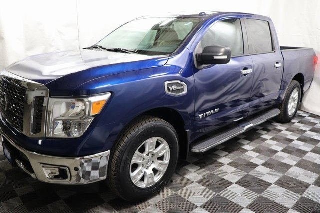 Used 2017 Nissan Titan in Akron, OH