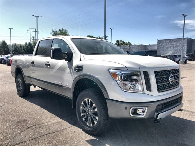 New 2019 Nissan Titan XD in Fort Collins, CO