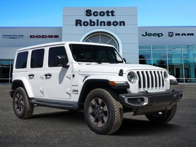 New 2018 Jeep Wrangler Unlimited in Torrance, CA