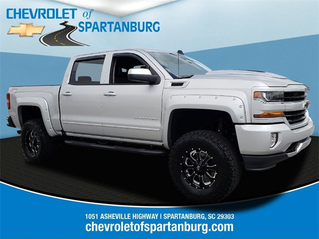 New 2018 Chevrolet Silverado 1500 in Spartanburg, SC