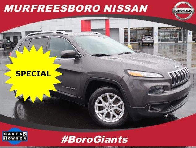 Used 2016 Jeep Cherokee in Murfreesboro, TN