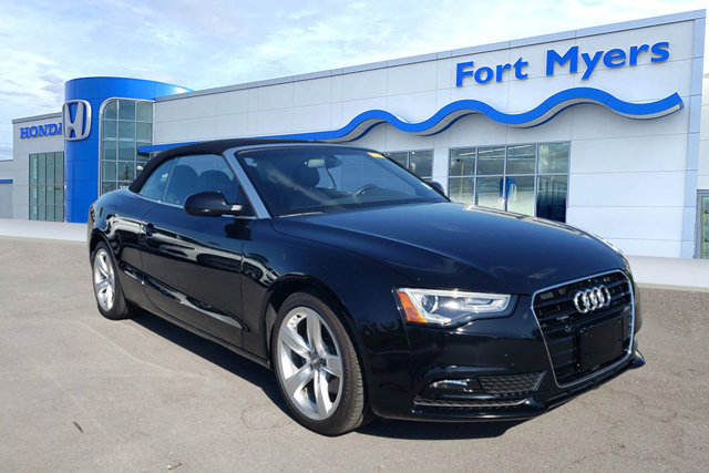 Used 2015 Audi A5 in Fort Myers, FL