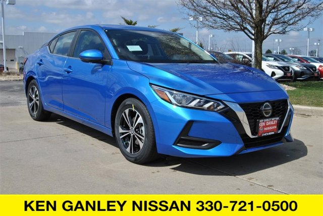 New 2020 Nissan Sentra in , OH