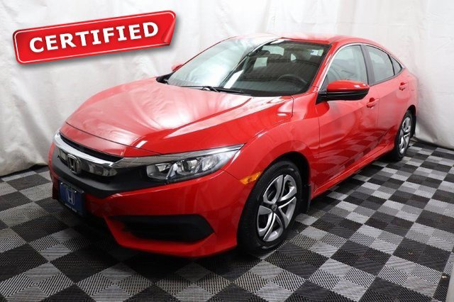 Used 2017 Honda Civic Sedan in Akron, OH