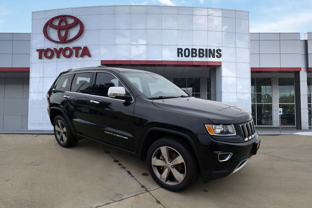 Used 2015 Jeep Grand Cherokee in Nash, TX