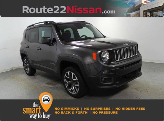 2017 Jeep Renegade Latitude Latitude 4x4 Regular Unleaded I-4 2.4 L/144 [15]