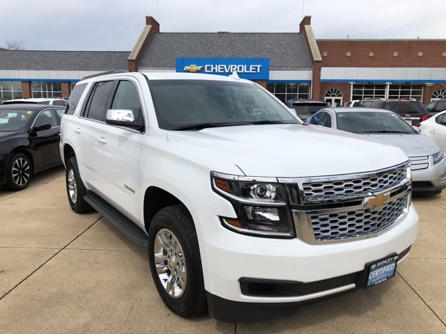 Used 2018 Chevrolet Tahoe in Cleveland, OH