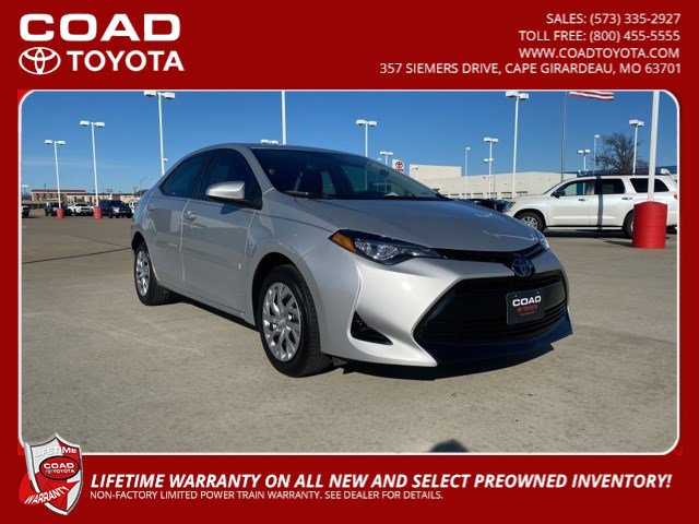 Used 2017 Toyota Corolla in Cape Girardeau, MO