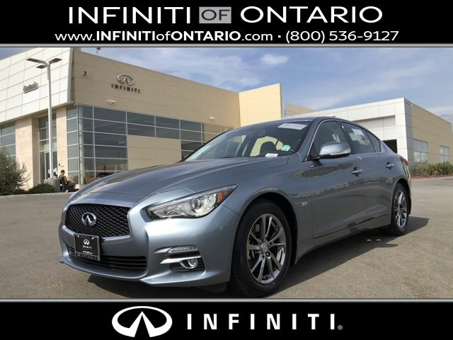 2017 INFINITI Q50 3.0t Signature Edition 3.0t Signature Edition RWD Twin Turbo Premium Unleaded V-6 3.0 L/183 [3]