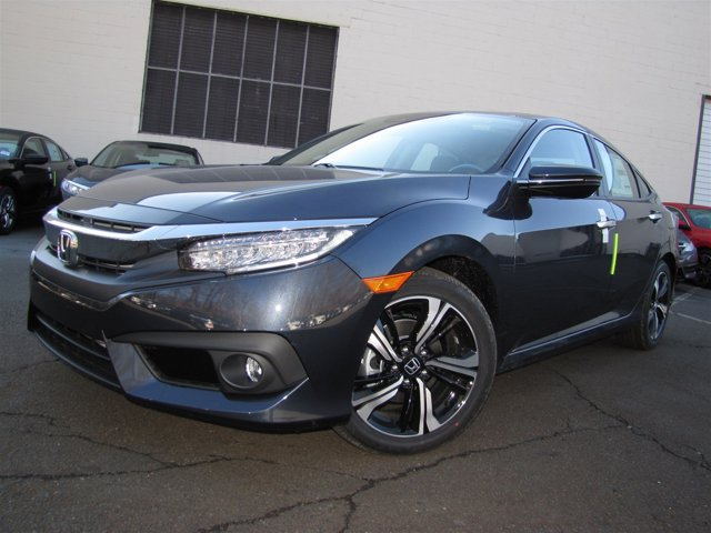 New 2017 Honda Civic Sedan in Paramus, NJ