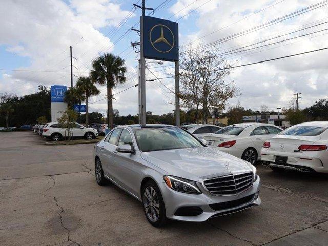 Used 2017 Mercedes-Benz C-Class in Lafayette, LA