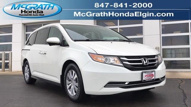 Used 2016 Honda Odyssey in Elgin, IL