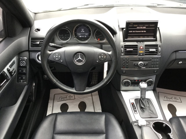 Used 2010 Mercedes-Benz C-Class 4dr Sdn C 300 Luxury RWD