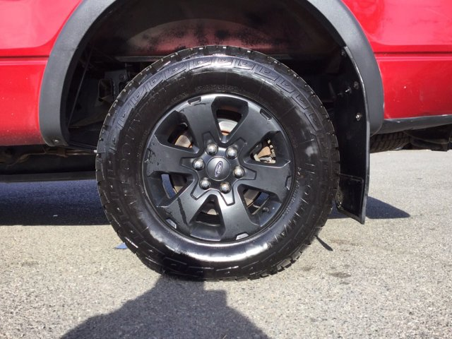 Used 2013 Ford F-150 4WD SuperCrew 145 FX4