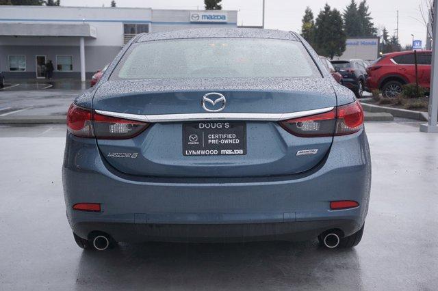 2017 Mazda Mazda6  Sport Auto