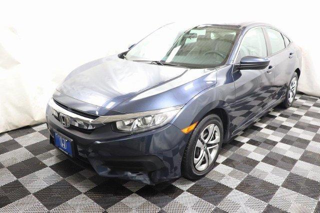 Used 2016 Honda Civic Sedan in Akron, OH
