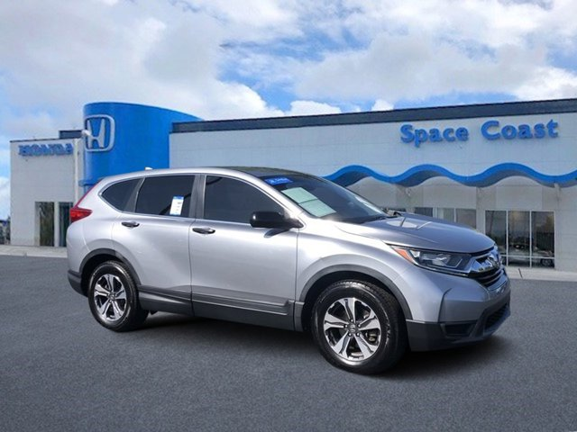 Used 2017 Honda CR-V in Cocoa, FL