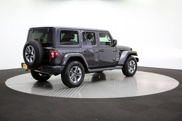 2019 Jeep Wrangler Unlimited for sale 123540 35