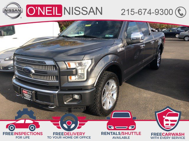 2016 Ford F-150 Platinum  Regular Unleaded V-8 5.0 L/302 [2]