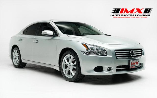 2013 Nissan Maxima 3.5 SV 4dr Sdn 3.5 SV Gas V6 3.5L/213 [0]