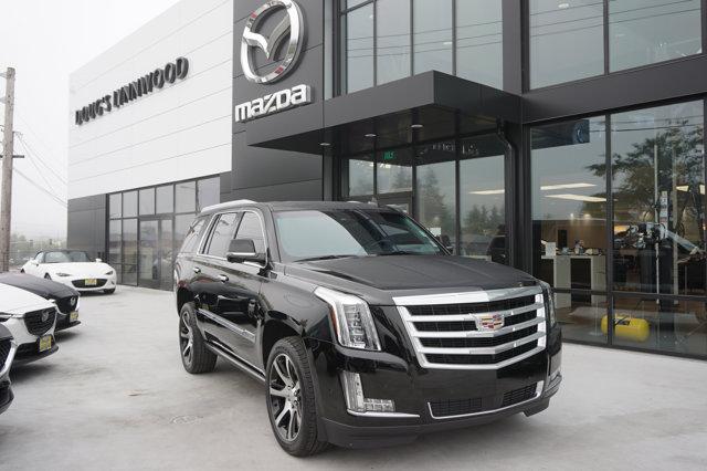 Used 2017 Cadillac Escalade 4WD 4dr Premium Luxury