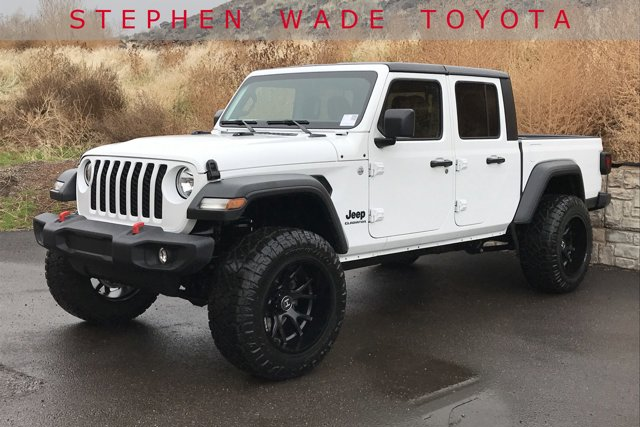 Used 2020 Jeep Gladiator in St. George, UT
