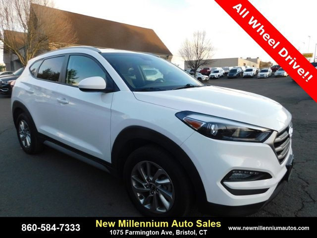 Used 2018 Hyundai Tucson in Bristol, CT