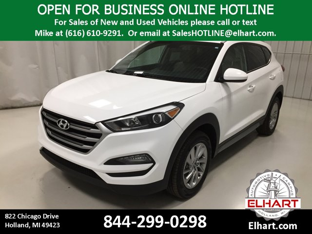 Used 2017 Hyundai Tucson in Holland, MI