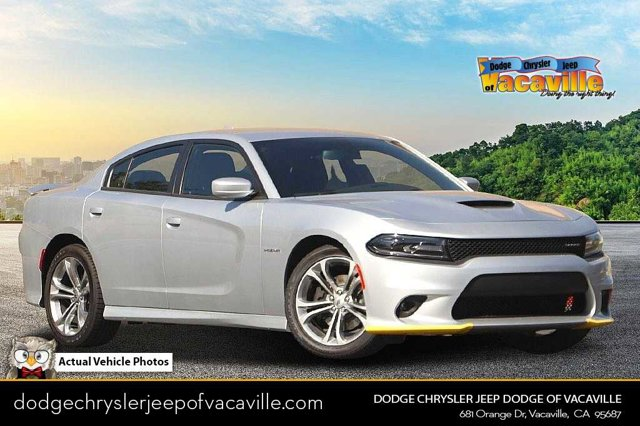 2020 Dodge Charger R/T R/T RWD Regular Unleaded V-8 5.7 L/345 [2]