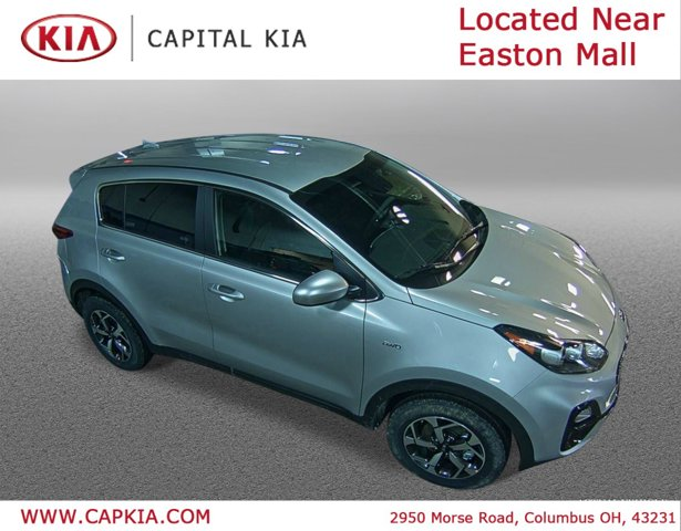 New 2020 KIA Sportage in Columbus, OH