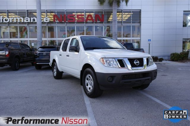 Used 2017 Nissan Frontier in Pompano Beach, FL