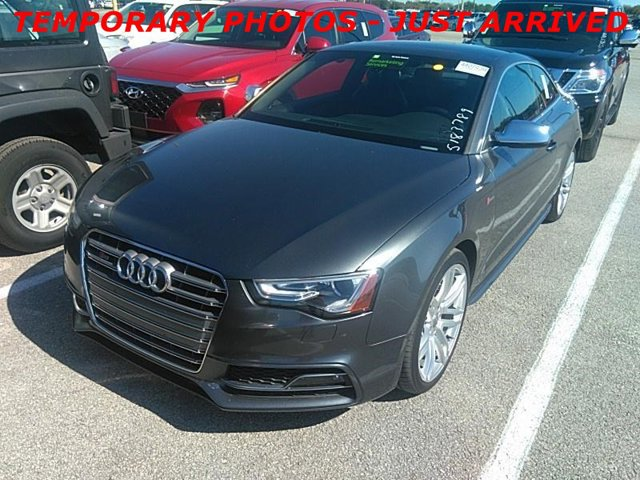 Used 2015 Audi S5 in , NC