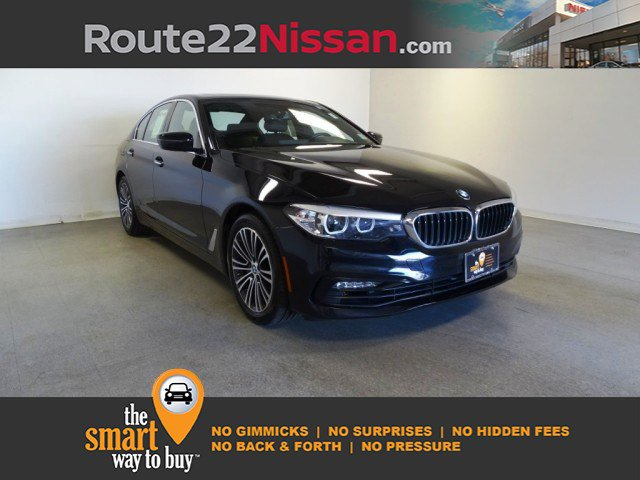 2018 BMW 5 Series 530i xDrive 530i xDrive Sedan Intercooled Turbo Premium Unleaded I-4 2.0 L/122 [17]