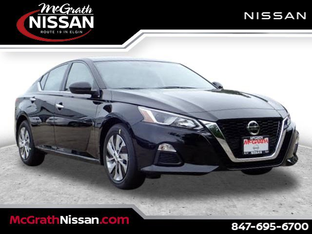 2020 Nissan Altima 2.5 S 2.5 S Sedan Regular Unleaded I-4 2.5 L/152 [15]