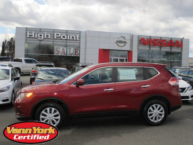 Used 2015 Nissan Rogue in High Point, NC