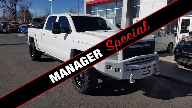 Used 2015 GMC Sierra 2500HD available WiFi in Greeley, CO