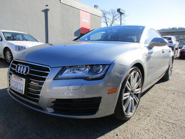 for sale used 2012 Audi A7 San Rafael CA