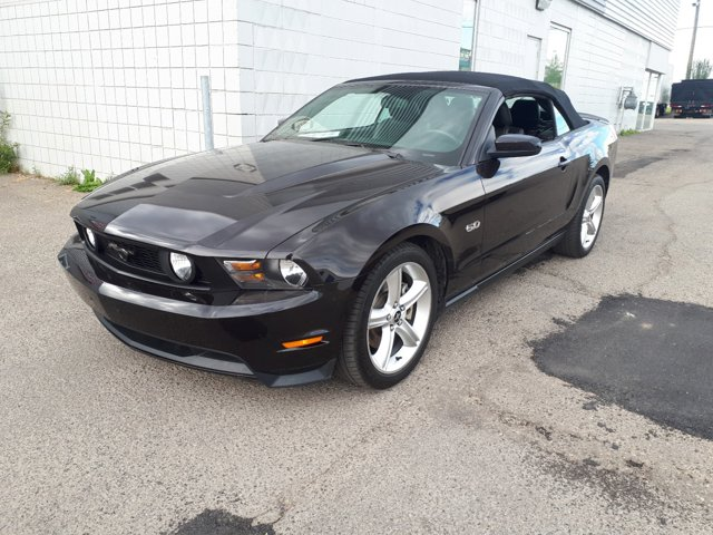2012 Ford Mustang GT | HEATED SEATS | CONVERTIBLE GT | AUTOMATIC  Gas V8 5.0L/302 [0]