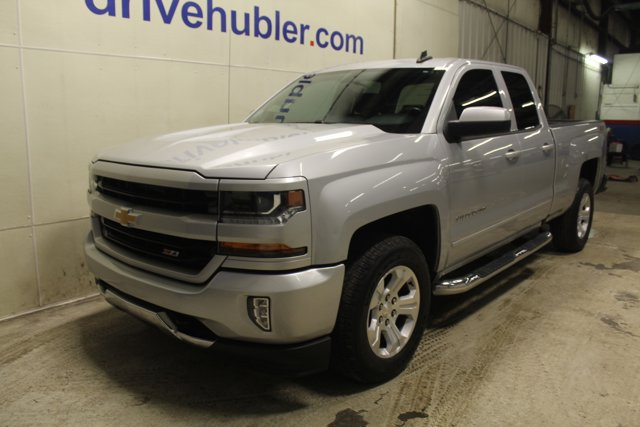 Used 2017 Chevrolet Silverado 1500 in Greenwood, IN