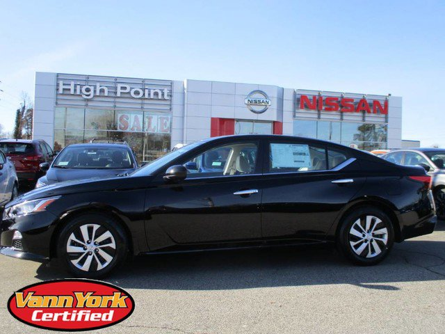 New 2020 Nissan Altima in High Point, NC