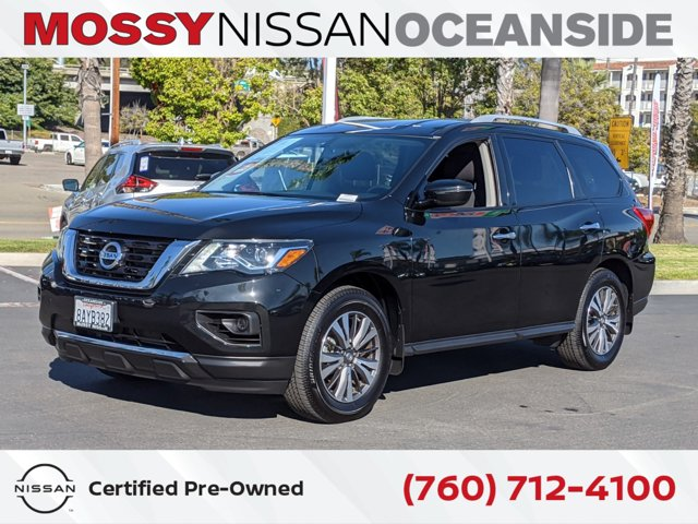 2017 Nissan Pathfinder S FWD S Regular Unleaded V-6 3.5 L/213 [3]