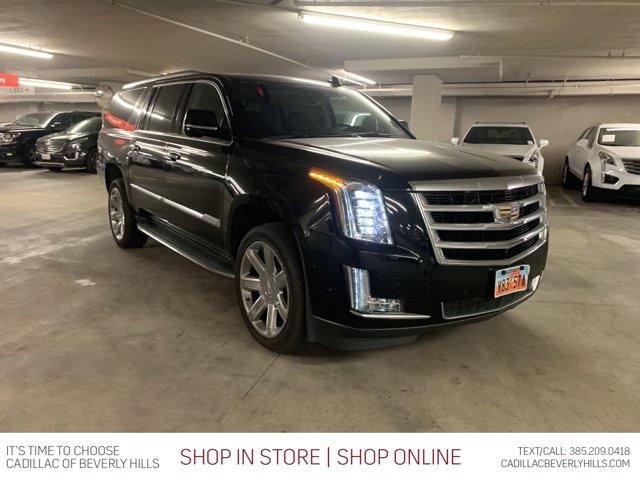 2020 Cadillac Escalade ESV Luxury 4WD 4dr Luxury Gas V8 6.2L/376 [1]