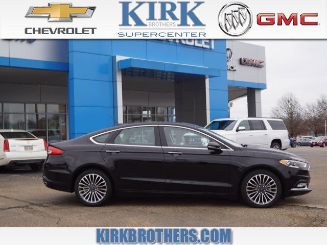 Used 2018 Ford Fusion in Grenada, MS