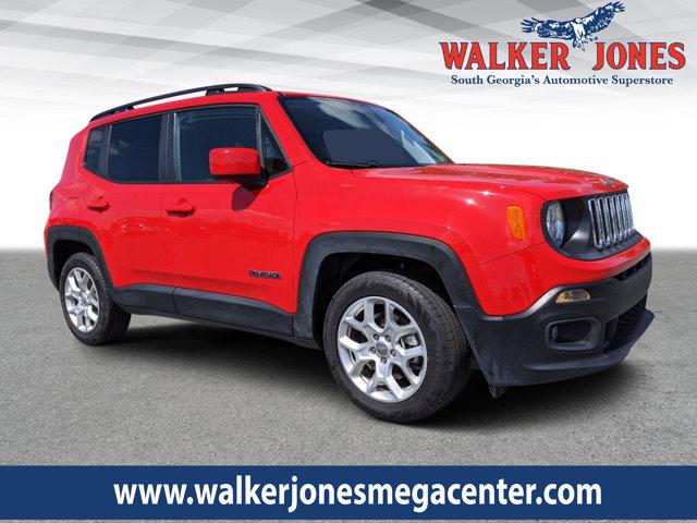 Used 2018 Jeep Renegade in Waycross, GA
